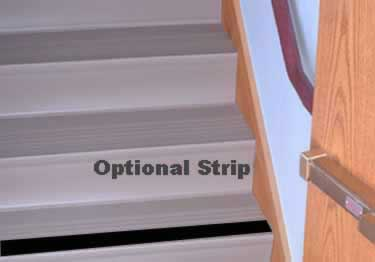 Johnsonite Safe-T Rib Vinyl Stair Treads large image 3