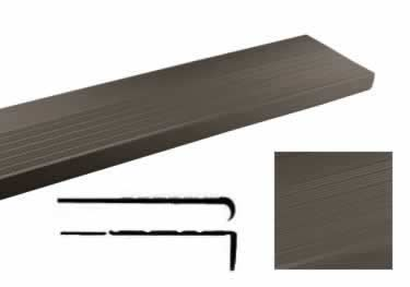 Johnsonite Safe-T Rib Vinyl Stair Treads