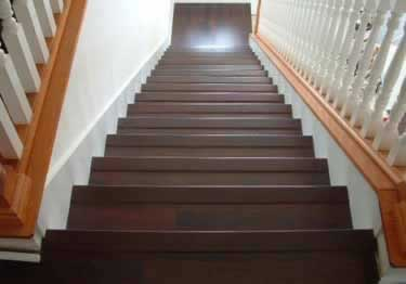 Johnsonite Service Weight Vinyl Stair