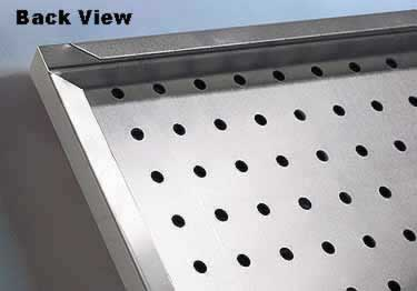 Pegboard | Diamond Plate Metal large image 6