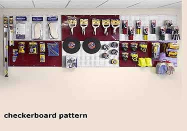 Pegboard | Smooth Metal  large image 9