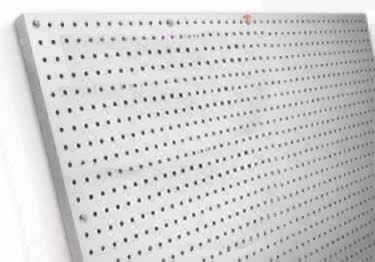 Pegboard | Smooth Metal