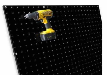 Pegboard | Heavy Duty Plastic large image 5