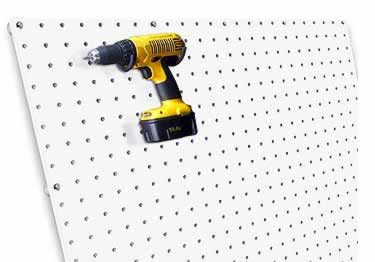 Pegboard | Heavy Duty Plastic large image 7