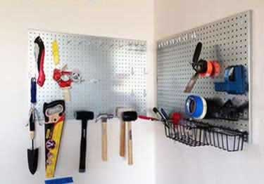 Pegboard Hooks | Chrome Plated large image 7