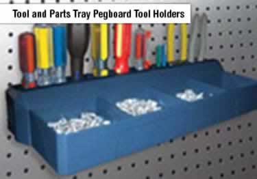 Pegboard Tool Holders and Organizers large image 10