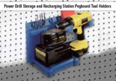 Pegboard Tool Holders and Organizers large image 2