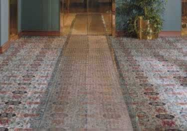 Clear Vinyl Carpet Runner large image 6