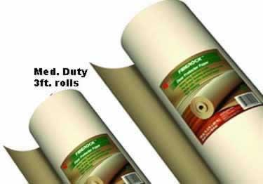 Usg Fiberock Floor Protect Paper