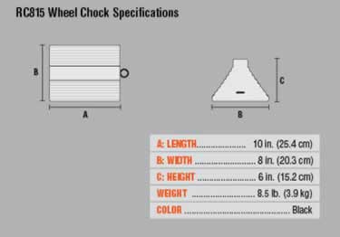 Rubber Wheel Chocks large image 7