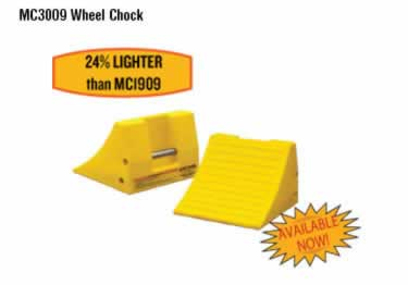 Heavy Duty Wheel Chocks large image 2