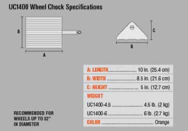 General Purpose Wheel Chocks large image 6