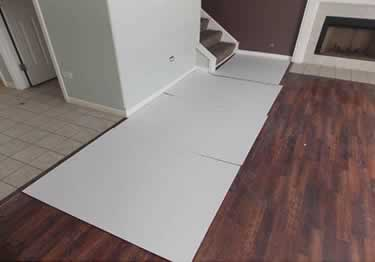 Floor Protection