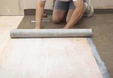 Durock Tile Membrane By USG - Bathroom membrane for tiling