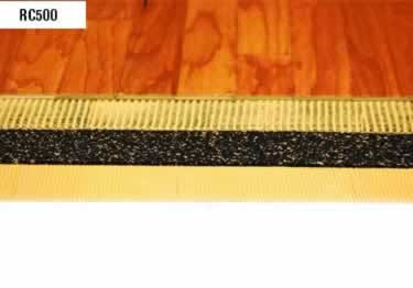 Rubber-cork Underlayment Sound Control | Laminate, Wood, Bamboo large image 7