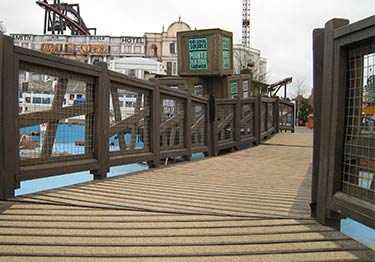 Anti-Slip Decking Strips | Screw-Down Fiberglass large image 1