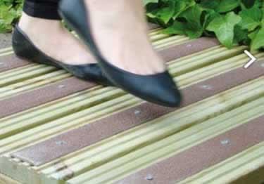 ... Anti Slip Decking Strips | Screw Down Fiberglass Large Image 5 ...