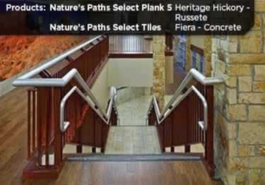 Mannington Natures Paths Plank | Wood Like large image 7