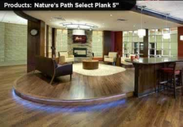Mannington Natures Paths Select Plank| Wood Like large image 9