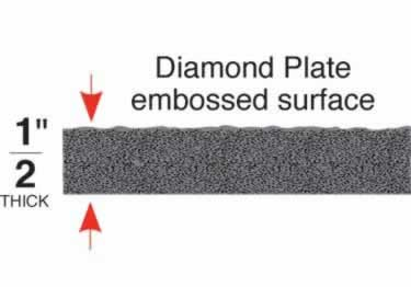 Diamond Deluxe Soft Foot Dry Anti-Fatigue Mat By Apache Mills large image 7