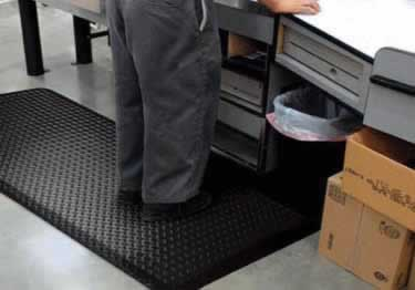 Diamond Foot Dry Anti-Fatigue Mats By Apache Mills large image 4