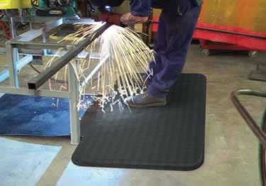 Weldmaster Dry Anti-Fatigue Mat By Apache Mills large image 6