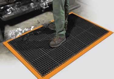 Safety TruTread Wet Anti-Fatigue Mat By Apache Mills large image 6