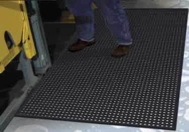 WorkStep Wet Anti-Fatigue Mat By Apache Mills large image 1