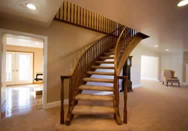 Carpet Stair No Slip Nosing  large image 1