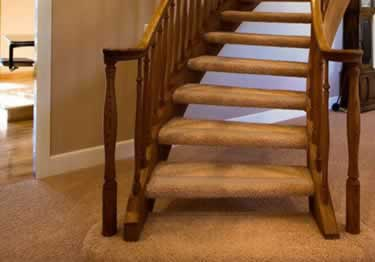 Carpet Stair No Slip Nosing large image 3