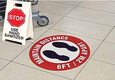 Safety Floor Signs | Anti-Slip large image 5
