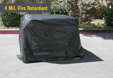 Fire Retardant Plastic Sheeting and Tapes large image 7