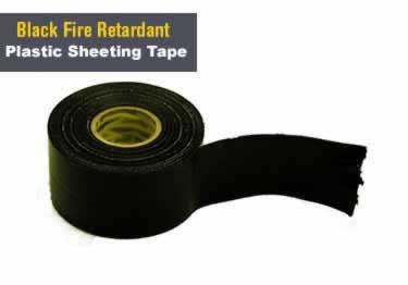 Fire Retardant Plastic Sheeting and Tapes large image 9