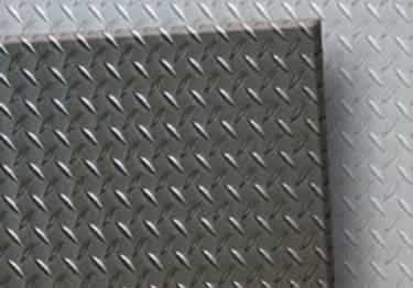 Plastic Diamond Plate Wall Protection By InPro®