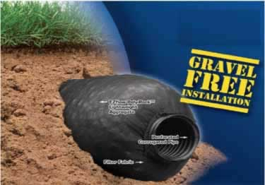French Drain System | Gravel Free large image 6