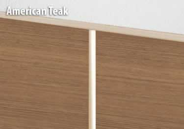 InPro® Faux Wood PVC Wall Panels, Strips, and Rolls large image 3
