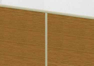 InPro® Faux Wood PVC Wall Panels, Strips, and Rolls