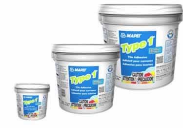 MAPEI® Type 1™ Professional Tile Adhesive large ...