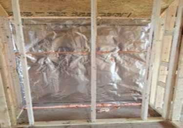 Air Barrier Foil Wall Insulation large image 1