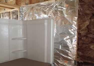 Air Barrier Foil Wall Insulation