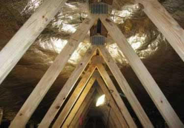 Radiant Barrier Attic Insulation | Heavy Duty large image 3