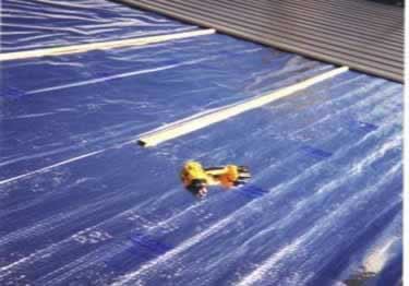 Radiant Roof&Wall Barrier | Two-sided - Heavy-duty large image 1
