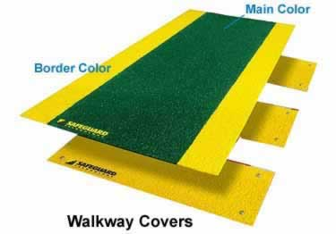Fiberglass Walkway Covers large image 4