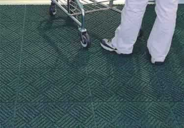 Waterhog Eco Premier Matting Tiles