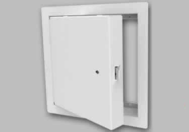 Fire Rated Access Doors | Uninsulated Exposed Flange by Babcock-Davis