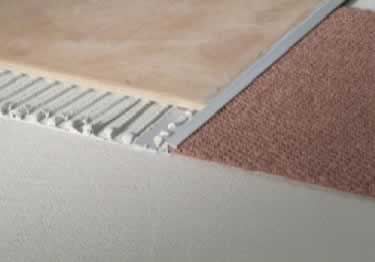 Tile Edging Carpet Trim by Blanke®