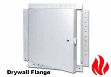Fire Rated Access Doors | Uninsulated Exposed Flange by Acudor large image 7