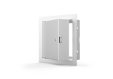 Fire Rated Access Doors | Insulated Exposed Drywall Flange by Acudor large image 13