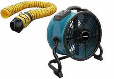 Air Movers and Commercial Fans