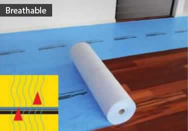 Spillproof Floor Carpet Protection Padding | Breathable   large image 1